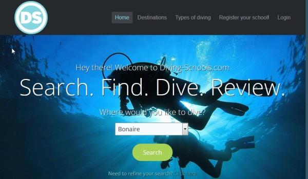 Diving Schools
